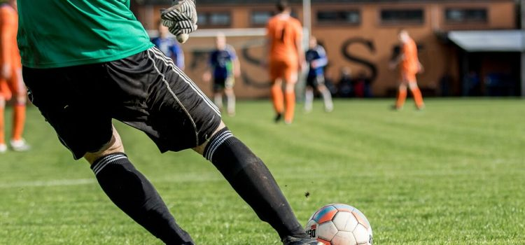 Readaptación de portero de fútbol con Invisible Training