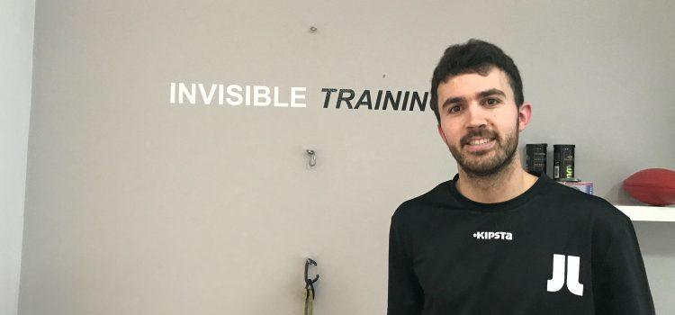 estudiante practicas fisioterapia deportiva sant cugat