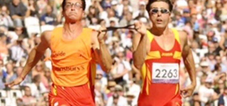 Enric Martin, Atleta velocista. ¡Objetivo Tokio 2021!
