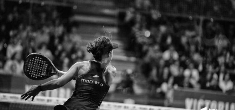 Marta Marrero, actual nº1 del mundo del Pádel femenino.