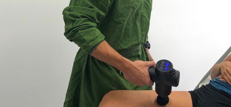 Una nueva herramienta de fisioterapia para nuestro equipo!