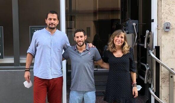 Adrià Muñoz, nuevo socio y responsable de fisioterapia Sant Cugat en Invisible Training