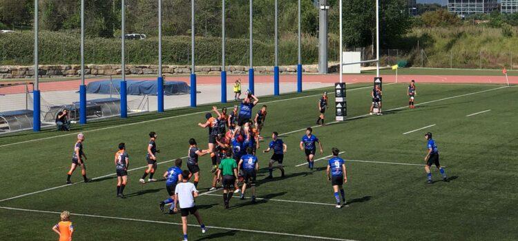 Fisioterapia deportiva Sant Cugat y Rugby, fin de semana intenso