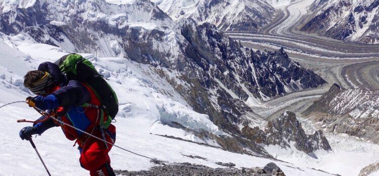 Expedición a Pakistán, objetivo 2 de las montañas más altas de la tierra con The Altitude Team